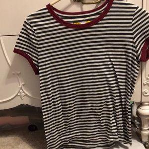 Stripe Aeropostale T-shirt